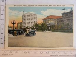 CALIFORNIE - Virginia Hotel Long Beach - Postcards