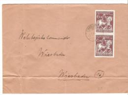 Carta Con Matasellos Limburg 1945 - Cartas