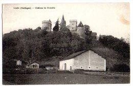 Cpa  Lisle . Chateau De Maroitte.  BE ( Cne De Grand Brassac , Chateau De La Marouatte) - Brantome