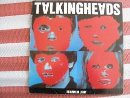 MUSIQUE - VINYL 33 TOURS - TALKING HEADS - REMAIN IN LIGHT - LP - 1980 - EMI - TRES BON ETAT - Vinyles