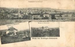 GRUSS AUS ERCHINGEN GUDERKIRCH - France