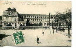 GUERET (23) - Lycée De Garçons - Guéret