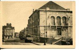 GUERET (23) - Le Théâtre Municipal - Guéret