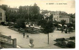 GUERET (23) - Le Jardin Public - Guéret