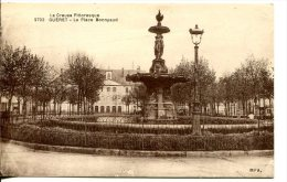 GUERET (23) - La Place Bonnyaud - Guéret