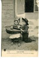 BOURBONNAIS - Leçon De Vieille Avec Les Enfants - France