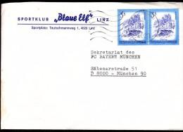 Austria Linz 1982 Soccer Football Sportklub Blaue Elf - 1974 – West Germany