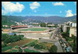 ITALIA - SAVONA-  ESTÁDIOS -Panorama E Stadio Valerio Bacigalupo (Ed. A Gerardo Nº 53) Carte Postale - Estadios