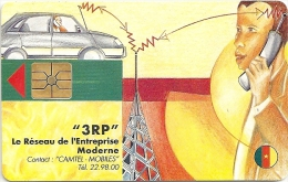 Cameroon - Cam Tel - Gsm Cellnet - Used - Cameroon