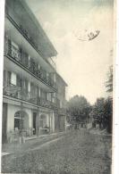 CAMBO  Hotel Bellevue écrite TTB - Cambo-les-Bains