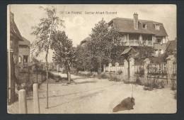 CPA - DE PANNE - Sentier Albert Dumont - Villa  // - De Panne