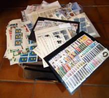 BRD Riesiger Bestand In Kiste (ca. 3,8 Kg) - Vrac (min 1000 Timbres)