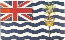 Diego Garcia - Cable & Wireless - B.I.O.T. - Flag - 15.000ex, Mint