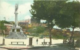 SAN JUAN - Plaza Colon And Columbus Monument - Puerto Rico
