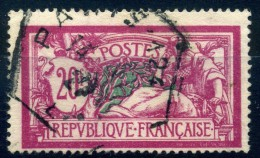 FRANCE -  1925-26 YVERT N° 208 OBLITERE COTE 40E - Usati