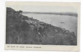 LES RIVES DU NIGER - SOUDAN FRANCAIS - CPA VISITEZ L' EXPOSITION COLONIALE DE PARIS 1931 - Sudan