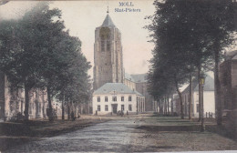 Mol Moll Sint-Pieters Geanimeerd - Mol