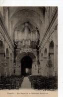 Versailles Les Orgues De La Cathedrale Saint-Louis - Le Chesnay
