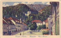 Österreich- Friesaach-alte Karte  (k385  ) Siehe Scan - Österreich