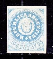 ARGENTINA  7  Reprint    * - Argentina