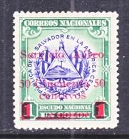 EL SALVADOR  C 6   * - El Salvador
