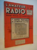 L'Amateur TSF Radio Mensuel N°24 Avril 1939 - Radio & TSF