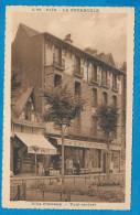 LA BOURBOULE    Villa Pintrand  Devanture De Magasins        Animées - La Bourboule