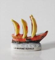 Fève Bateau La Marine Royale - Charms