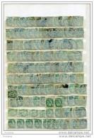 """TYPE BLANC N°111-lot 150 Timbres Oblitérés-""""non Triés""""pour études. Couleurs *oblit-types Etc - 1900-29 Blanc"""