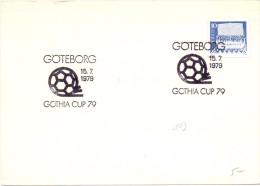Swedish -  Göteborg 1979 GOTHIA CUP  (M160006) - Calcio