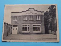 Home Karel SLOOTMAEKERS Voorgevel ( Thill ) Anno 195? ( Zie Foto Voor Details ) !! - Nijlen