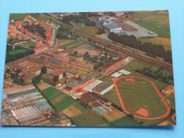 Broeders Van Liefde St. AMEDEUS Ziekenhuis ( Aero Survey Luchtopname ) Anno 19?? ( Zie Foto Voor Details ) !! - Mortsel