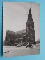 Kerk En Monument ( Wed. Van Asbroek-Jacobs Putte-Mechelen ) Anno 19?? ( Zie Foto Voor Details ) !! - Putte