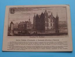 Ancien Chateau D'Oostmalle ( FR ) Anno 19?? ( Zie Foto Voor Details ) !! - Malle