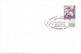 OSTERREICH   OLYMPISCHE  INNSBRUCK  BOB  1975 (M1600012-13) - Hockey (su Ghiaccio)