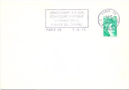 PARIS HORSE CONCOURS HIPPIQUE 1979  (M1600015) - Ippica