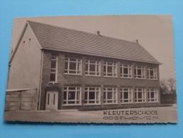 Kleuterschool OOSTHOVEN ( Fotokaart ) Anno 19?? ( Zie Foto Voor Details ) !! - Oud-Turnhout