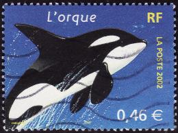 FRANCE  2002  -  Y&T  3487  - Orque  - Oblitéré - Used Stamps