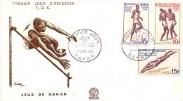 SENEGAL DAKAR FDC  (M1600021) - Senegal (1960-...)