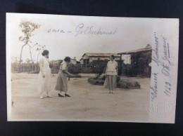 FOTO POSTALVISTA GENERAL DE ANTIGUACASA GOLDSCHMID ESTANCIA MEDANOS 1923 - Paraguay