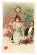 04140-LE-SANTE-----------à Table Buvons Et Mangeons-levons Notre Coupe - Salute