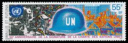 Wallis And Futuna, 1995, United Nations 50th Anniversary, MNH, Michel 679