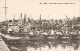 14  Calvados :  Caen  Contre-torpilleurs Dans Le Bassin De Caen  Réf 1182 - Caen