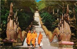 SUTHEP (hilltop) - Chiang Mai, North Tailand. - Thaïlande