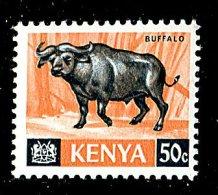 (cl.13 - P.2) Kenya  ** N° 26 (ref. Michel Au Dos) - Buffle - - Autres
