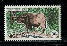 (cl.13 - P.3) Nigeria ** N° 441 (ref. Michel Au Dos) - Buffle - - Autres