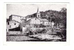 43 Saint Didier Sur Doulon Eglise Et Village Carte Non Voyagée - Autres Communes