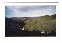 43 Saint Didier Sur Doulon La Vallée Le Soir Carte Non Voyagée - France