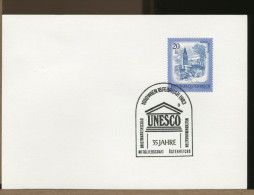 AUSTRIA - 35  Jahre  UNESCO - UNESCO