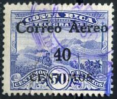 Costa Rica  Mi. 153   M. Adr.  Dampfzug - Trains